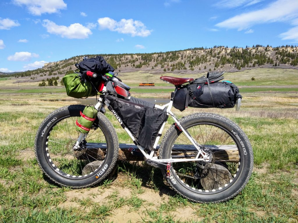 Surly Pugsley Bikepacking Wallpaper